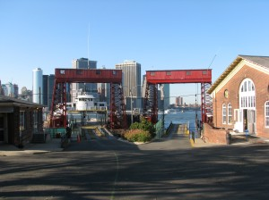 Gateway to Governors Island