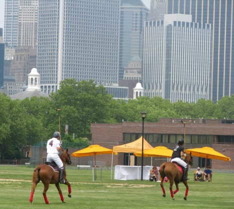Polo for the first time in 75 years.