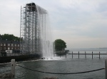 Olafur Eliasson's NYC Waterfalls.