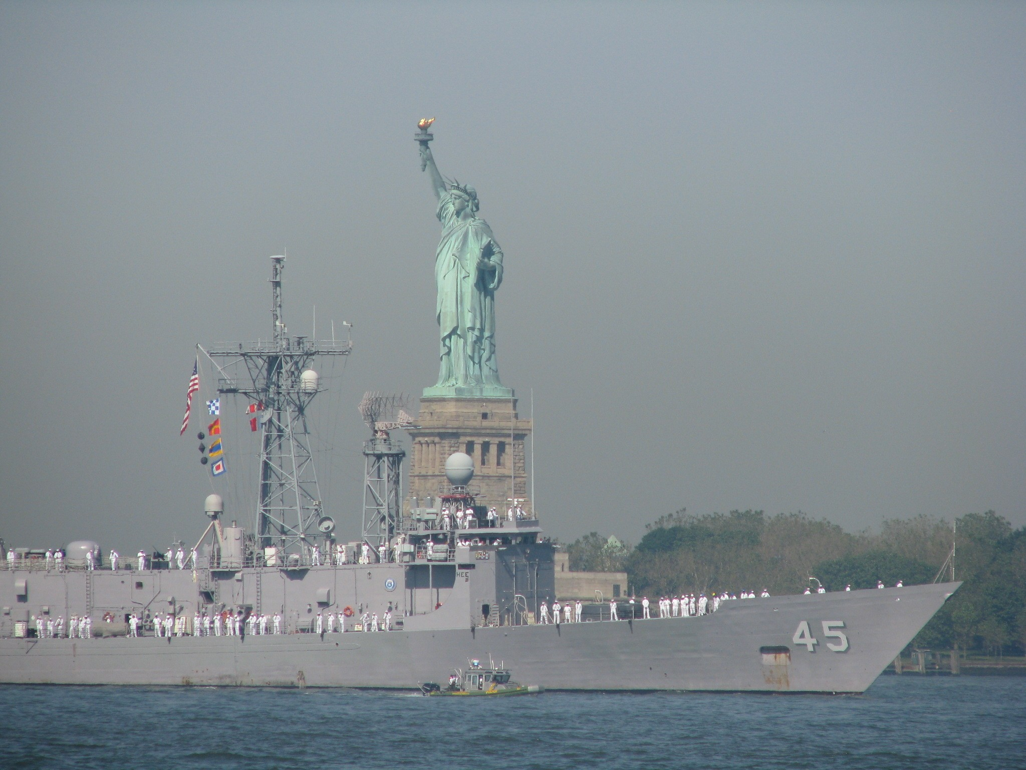 Fleet Week Begins! | Governors Island Blog
