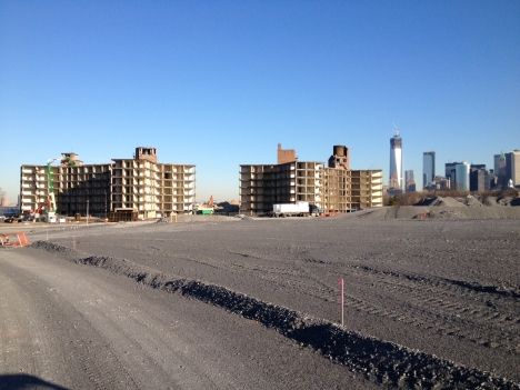 Field Report: Looks Like Demolition, but Not Quite