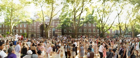 The Jazz Age Lawn Party in Colonels Row. Image courtesy of Jeff Liao