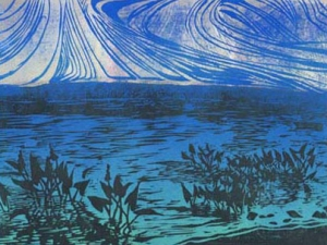"""See captivating artwork such as this at the """"Envision the Dream"""" exhibit. Image courtesy of New Century Artists, Inc."""