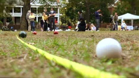 Join Recess New York for bocce on Governors Island Saturday the 23rd!